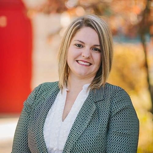 Allison Hummel, Admissions Manager of EverHeart Hospice