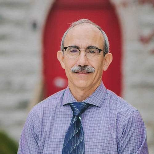 Dr. Edward Hosbach, Associate Medical Director of EverHeart Hospice