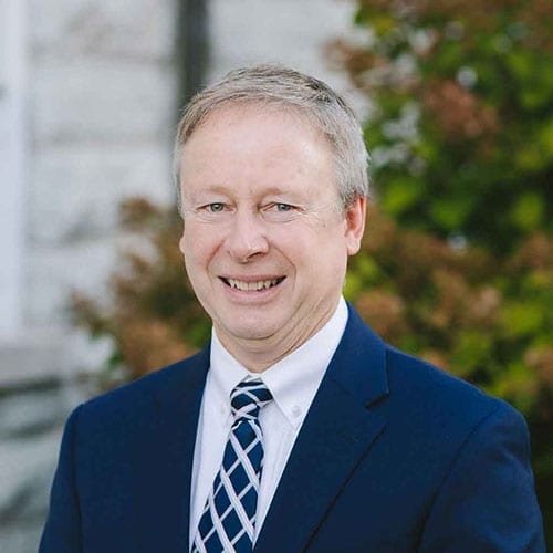 Dr. Thomas Brown, Associate Medical Director at EverHeart Hospice