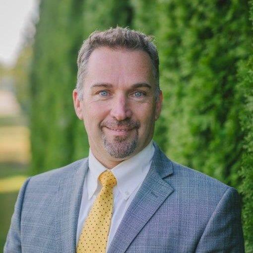 Eric Fee, Board Member of EverHeart Hospice