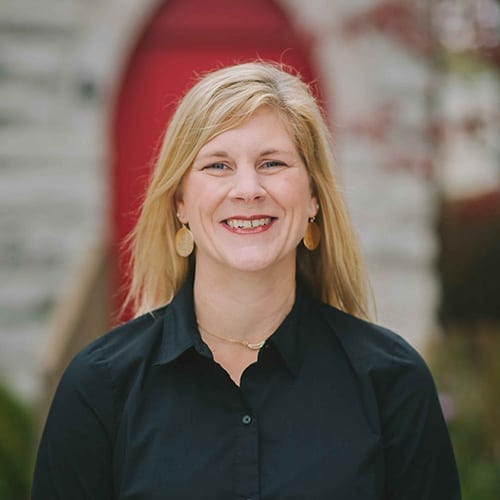 Erin Meyer, Social Services Manager of EverHeart Hospice