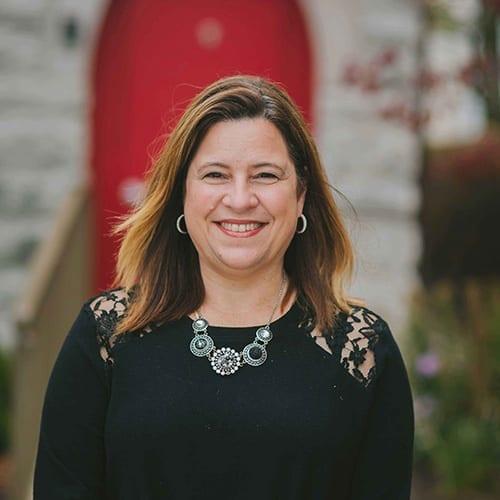 Kim Livingston, Team Manager of EverHeart Hospice