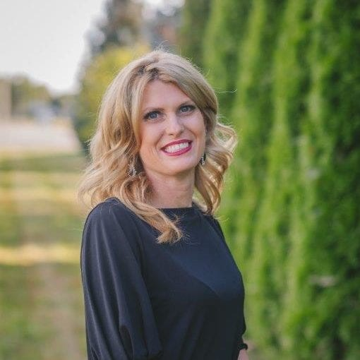 Sarah Royer, Secretary of EverHeart Hospice Board