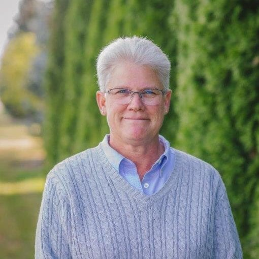 Tracy Haines, Treasurer of EverHeart Hospice Board