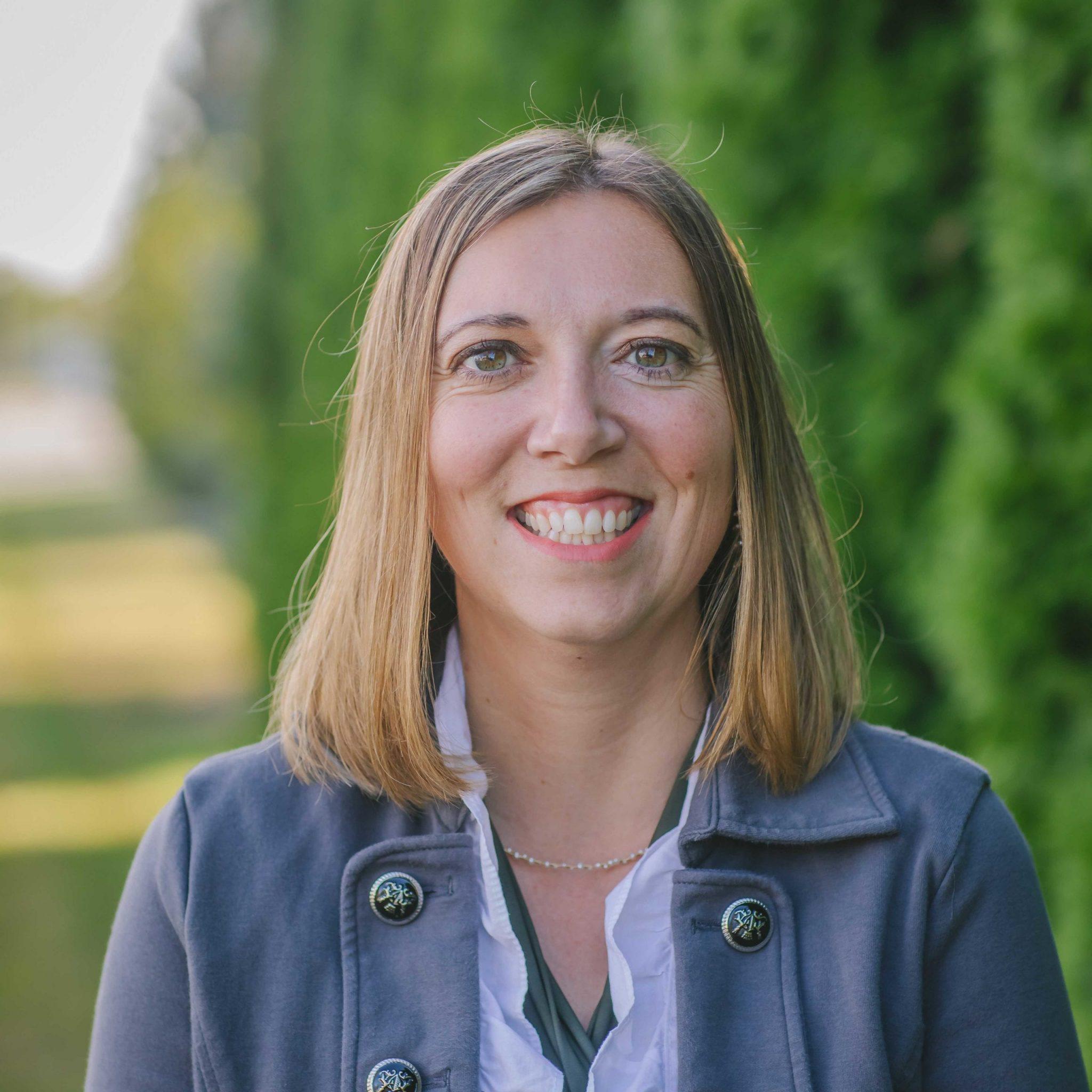 Lauren Henry, President-Elect of EverHeart Hospice Board