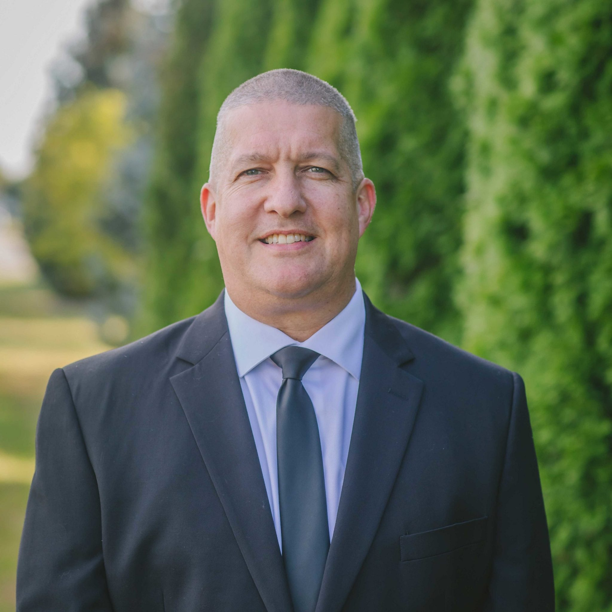 Mike Schlamb, Member of EverHeart Hospice Board