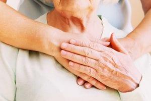 hospice respite care supports caregiver
